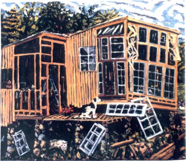 Windows by Pat West