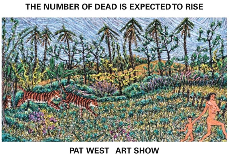 Pat West 2018 Open House: The Number of Dead Is Expected to Rise